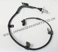 Mitsubishi Pajero/Shogun 2.5TD 4D56 V24-SWB/V44-LWB (1990-11/1996) - Rear Anti Skid / ABS Speed Sensor R/H